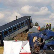 В аварії у Чехії загинула жінка з Івано-Франківщини (ФОТО)