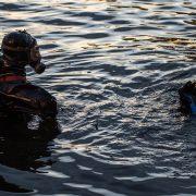 У Галичі з дна річки водолази витягли 18 кг гілля та скла