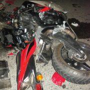 Вночі на Прикарпатті насмерть розбилися мотоцикліст та його пасажир