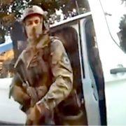 На допомогу водієві генерала поліції, якого зупинили патрульні, приїхав спецназ