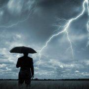 На Прикарпатті оголошено штормове попередження