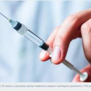 У Калуші до вакцинації залучають людей уже два роки поспіль — Михайло Гаврилишин