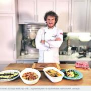 """Кухар """"Мастер Шеф"""" вчитиме франківських підприємців по-новому годувати школярів"""