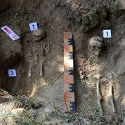 У Галицькому районі знайшли масове поховання жертв репресій