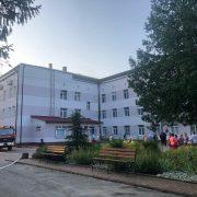 В онкологічному центрі через пожежу евакуювали пацієнтів