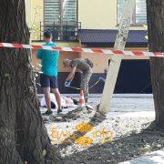 У Франківську чоловік підірвав гранату під час сварки з жінкою – є загиблі (ФОТО,ВІДЕО)