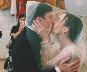 """Переможець 9 сезону шоу """"Х-фактор"""" одружився з російською акторкою (фото)"""