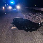 Дорогою до Тернополя прикарпатця висадили з маршрутки – він загинув в ДТП на дорозі