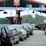 На кордоні з Польщею запровадять електронні черги