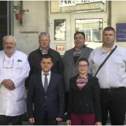 Прикарпатські прокурори стали донорами крові (ФОТО)