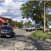У Рожнятові зіткнулися авто та мотоцикл (ФОТО)