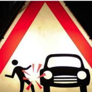 На Богородчанщині водій збив пішохода та втік