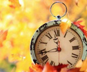 Зимовий час 2019: коли переводять годинник в Україні