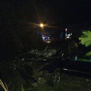 ДТП на Прикарпатті: автівка злетіла з дороги та перекинулась. Водій – загинув