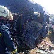 У кишенях загиблих дзвонили телефони: повідомили моторошні деталі автокатастрофи, у якій загинуло 9 пасажирів (відео)