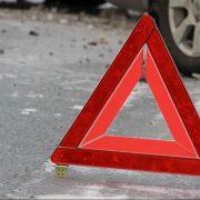 У Франківську масштабна ДТП: зіткнулись чотири авто (ВІДЕО)