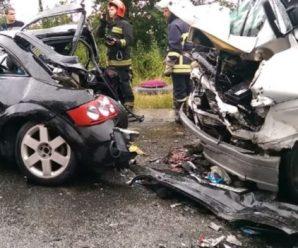 На дорогах Прикарпаття померло 33 людини внаслідок ДТП – статистика