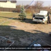 На Київщині під час затримання поліцією помер чоловік: деталі, – фото
