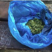 У Галичі поліцейські виявили чоловіка з наркотиками в сумці