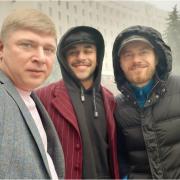 До Івано-Франківська приїхали зіркові хореографи Гомес та Яма (ФОТОФАКТ)