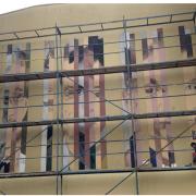 """""""Образ типового франківця"""": в місті створюють мурал з віртуальною реальністю (ФОТО)"""