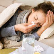 Що можна пити при застуді: ТОП напоїв