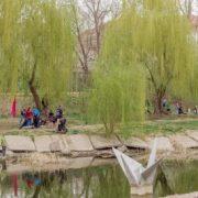 Іванофранківців кличуть прибрати озеро біля школи №21