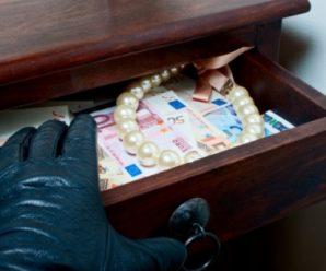 З квартири франківки винесли 206 тисяч гривень і золото