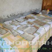 Пролежали близько 80 років: житель Пронятина знайшов на своєму подвір'ї матеріали УПА