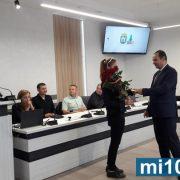 """Багатодітна мама з Франківська отримала звання """"Мати-героїня"""""""