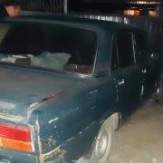 На Прикарпатті викрали автомобіль, припаркований у дворі будинку