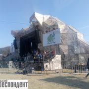 """""""ТопіаріАрт-Раут"""": на Прикарпатті відкрили парк Льодовикового періоду(ФОТО)"""