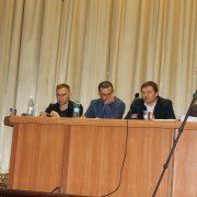 """У Калуші відбулись громадські слухання щодо нової установки «КАРПАТНАФТОХІМу"""". ФОТО та ВІДЕО"""