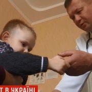 В Україні зафіксували поліомієліт: 2-річний хлопчик заразився від живої вакцини.ВІДЕО