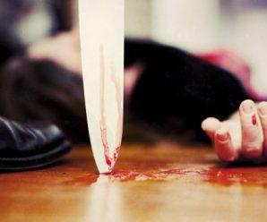 70-річний пенсіонер в гуртожитку влаштував криваву різанину кухонним ножем, один чоловік загинув