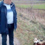 """""""Жадібно вив і був весь у крові"""": чиновник прив'язав собаку до авто та волочив його (фото, відео)"""