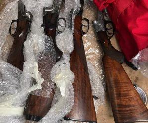 Прикарпатець намагався нелегально ввезти зброю з-за кордону