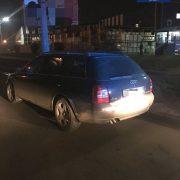 У Франківську п'яного водія приїхала захищати нетвереза водійка (ФОТОФАКТ)