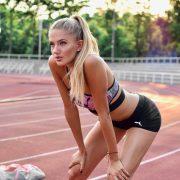 Названа найсексуальніша спортсменка світу