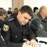 Марцінків представив чиновникам нового керівника поліції Франківська (ФОТО)