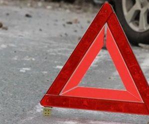 ДТП на Франківщині: «Тойота» насмерть збила чоловіка