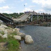 Зеленський їде на Прикарпаття відкривати міст