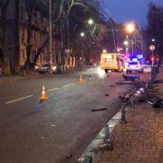 """Пішохід, якого збив юний п'яний мажор в Івано-Франківську, біля """"Кроку"""" помер у лікарні"""