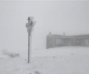 Карпати засипає снігом – покрив сягнув 30 сантиметрів (ФОТОФАКТ)