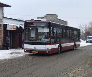 Стало відомо, як курсуватимуть комунальні автобуси до кладовища у січні