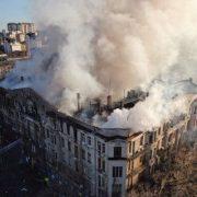 Після пожежі в Одеському коледжі, у Франківську перевірятимуть всі об'єкти соцсфери