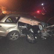 Смертельну аварію на Прикарпатті вчинив нетверезий водій