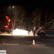 Батько водія, який загинув у ДТП на Прикарпатті, шукає свідків аварії