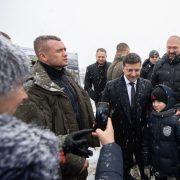 Президент привітав: на Калущині відкрили зруйнований повінню міст (ФОТО)