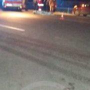 На Франківщині на смерть збили пішохода(ФОТО)